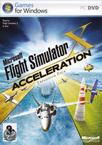 Foto van Flight Simulator X - Acceleration Expansion Pack