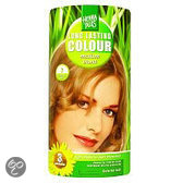 Hennaplus Long Lasting Colours 7 Medium Blond