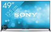 Sony KD-49X8505B - 3D led-tv - 49 inch - Ultra HD/4K - Smart tv
