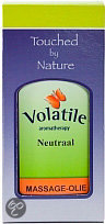 Volatile Neutraal - 250 ml - Massageolie