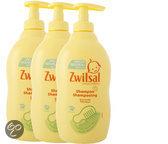 Zwitsal - Shampoo 3 x 400ml - Voordeelverpakking