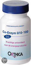 Orthica Co-Enzym Q10- 100 - 30 Softgels - Voedingssupplement