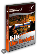 Foto van FDC Live Cockpit (Flight Deck Companion) (FS X Add-On)