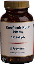 Proviform Knoflook Puur 500mg