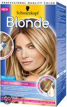 Schwarzkopf Blonde Easy highlighter super plus - Haarkleuring