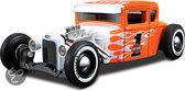 Maisto Ford A 1929 Harley-Davidson schaal 1:24 (oranje/wit)