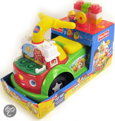 Fisher-Price Little People Loopauto Boerderij
