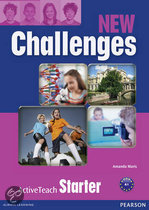 New Challenges Starter Active Teach
