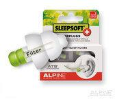 Alpine Sleepsoft Sleeve Plus - 1 paar - Oordoppen