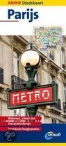 ANWB Stadskaart / Parijs