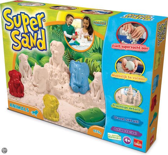 Super Sand - Dieren