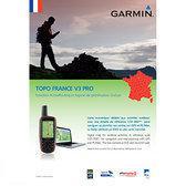 Garmin V3 Pro - Topo France - CD