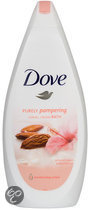 Dove Bath Almond Cream - 750 ml - Badgel
