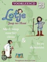 Lotje Met Chimp Naar Het Circus & In De Dierentuin