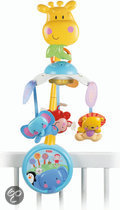 Fisher-Price Precious Planet 2-in-1 - Muziekmobiel
