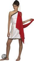 Luxe Cassandra - Kostuum - Maat M - Wit