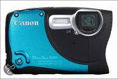 Canon PowerShot D20 - Blauw