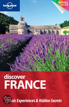 Lonely Planet France Discover Guide