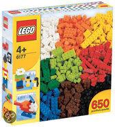 LEGO Basic Basisstenen Deluxe - 6177