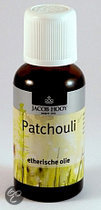 Jacob Hooy Patchouli - 30 ml - Etherische Olie
