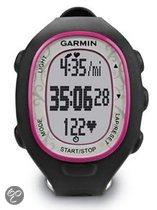 Garmin FR70 - Fitnesshorloge - Zwart/Roze