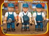 Drie klusjesmannen: Bill, Harry en Charlie