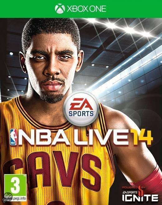 Foto van NBA Live 14