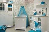 Bebies First Annabel - Complete Babykamer- Wit