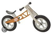 Redtoys Chopper loopfiets met rem - Oranje