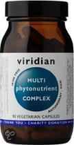 Viridian Multi Phyto Nutrient - 60 Capsules - Voedingssupplement