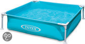 Intex Frame Pool - 122X122x30 cm - Mini