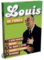 Louis de Funès - Collection 2 (3DVD)