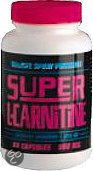 VitaLIFE Super L Carnitine 500 mg - 60 capsules - Voedingssupplement