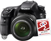 Sony Alpha SLT-A58 + 18-55mm II - Spiegelreflexcamera