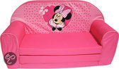 Minnie Mouse sofa met hartjes