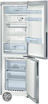 Bosch KGN36VL31  - Serie 4 -  koel-vriescombinatie - RVS look