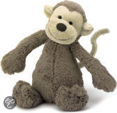Jellycat Bashful Aap Medium