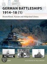 German Battleships 1914-18