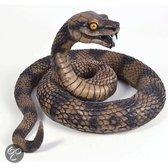 Halloween Rubberen cobra slang
