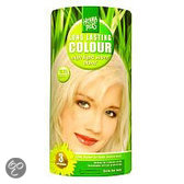 Hennaplus Long Lasting Colours 10.01 High Light Silver Blond