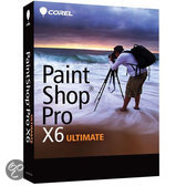 Corel PaintShop Pro Photo X6 (16) Ultimate - Nederlands / Frans