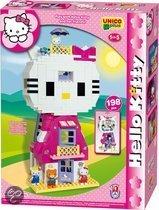 Androni Unico Plus Hello Kitty huis, 198dlg.