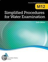 Simplified Procedures for Water Examination (M12)