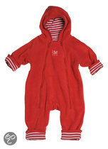 Red Castle - Zip'Up Buitenpakje S1 - Rood