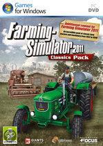 Foto van Farming Simulator 2011 - Classics Pack