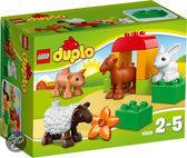 LEGO Duplo Ville Boerderijdieren - 10522