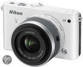 Nikon 1 J3 + 1 NIKKOR VR 10-30mm - Systeemcamera - Wit