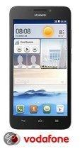 Vodafone Prepaidpakket: Huawei Ascend G630 (zwart) met 10 euro beltegoed
