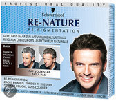 Schwarzkopf Re-Nature - Men Dark - Haarcrème