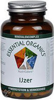 Essential Organics® IJzer 30 mg - 90 Tabletten